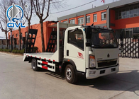 6 Tires New SINOTRUK HOWO EUROII/III Engine Rotator Wrecker Truck 4x2 Heavy Duty Wrecker Towing Truck